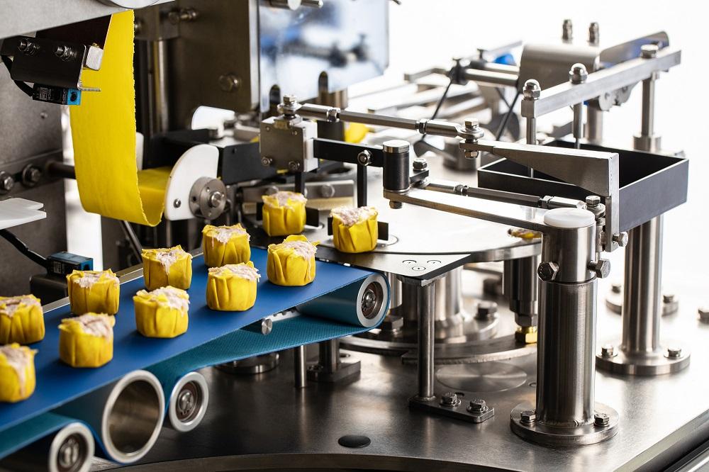 包餡機、水餃機、蔥抓餅機通通有!安口食品機械靠網路行銷撈112國客戶