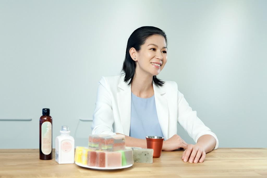 台灣奧運金牌第一人,陳怡安跨足多元領域學習,轉型成創業標竿老闆
